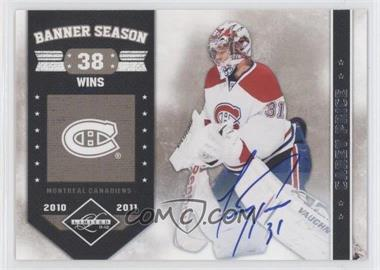 2011-12 Limited Banner Season Signatures [Autographed] #14 - Carey Price /24