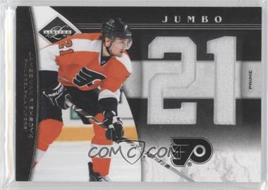 2011-12 Limited Jumbo Materials Jersey Number Prime #14 - James van Riemsdyk /10