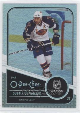 2011-12 O-Pee-Chee Rainbow Foil #164 - Dustin Byfuglien