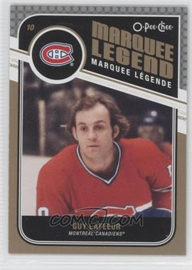 2011-12 O-Pee-Chee #521 - Guillaume Latendresse