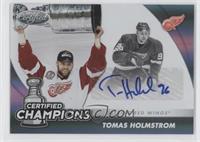 Tomas Holmstrom /25