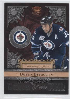 2011-12 Panini Crown Royale - Lords of the NHL #25 - Dustin Byfuglien