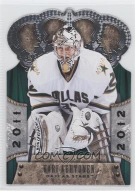 2011-12 Panini Crown Royale #29 - Kari Lehtonen