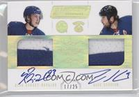 Ryan Nugent-Hopkins, Zack Kassian /25