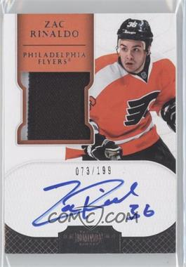 2011-12 Panini Dominion #165 - Zac Rinaldo /199