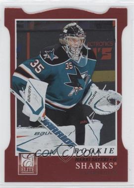 2011-12 Panini Elite Aspirations Die-Cut #234 - Harri Sateri /99
