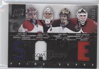 Miikka Kiprusoff, Mike Smith, Carey Price, Jonas Hiller /75