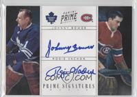 Johnny Bower, Rogie Vachon /25