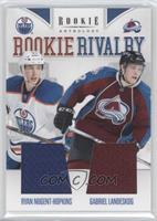 Ryan Nugent-Hopkins, Gabriel Landeskog