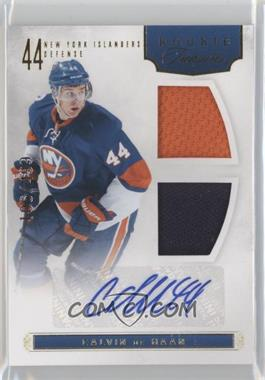 2011-12 Panini Rookie Anthology #137 - Calvin de Haan /499
