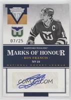 Ron Francis /25