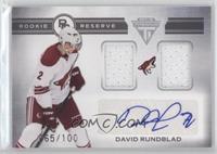 David Rundblad /100