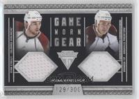 Brandon Yip, Ryan O'Reilly /300