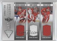 Brendan Shanahan, Jimmy Howard, Pavel Datsyuk /199
