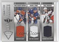 Ryan Johansen, Ryan Nugent-Hopkins, Calvin de Haan /199