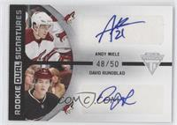 Andy Miele, David Rundblad /50