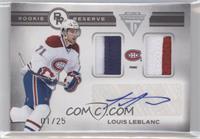 Louis Leblanc /25