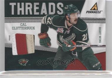 2011-12 Pinnacle Threads Prime #49 - Cal Clutterbuck /50