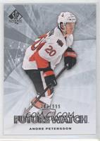 Future Watch - Andre Petersson /999