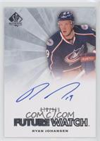 Autographed Future Watch - Ryan Johansen /999
