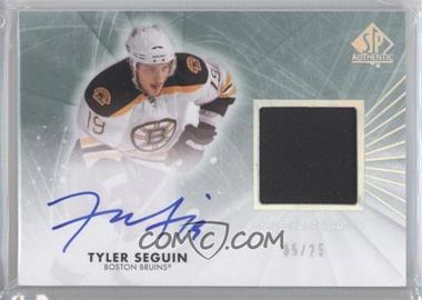 2011-12 SP Authentic Limited Autograph Patch [Autographed] #31 - Tyler Seguin /25