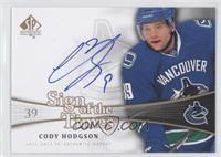 Cody Hodgson
