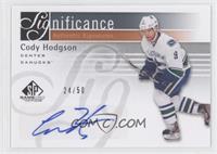 Cody Hodgson /50