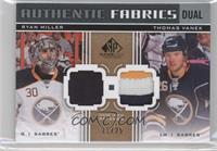 Ryan Miller, Thomas Vanek /25