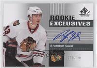 Brandon Saad /100