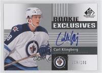 Carl Klingberg /100