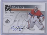 Carey Price /50