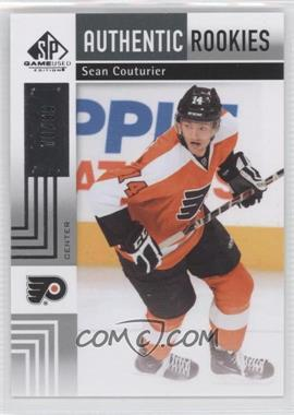 2011-12 SP Game Used Edition #198 - Sean Couturier /99