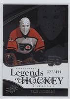 Legends of Hockey - Pelle Lindbergh /499