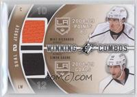 Mike Richards, Simon Gagne