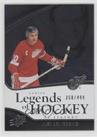 Legends of Hockey - Alex Delvecchio /499