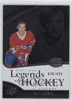 Legends of Hockey - Guy Lafleur /499