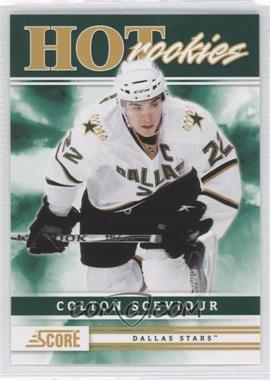 2011-12 Score - [Base] #508 - Colton Sceviour