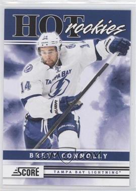 2011-12 Score - [Base] #558 - Brett Connolly
