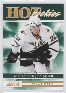 2011-12 Score #508 - Colton Sceviour