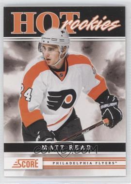 2011-12 Score #565 - Matt Read