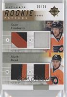 Sean Couturier, Matt Read /35