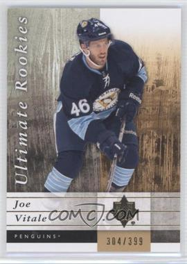 2011-12 Ultimate Collection #105 - Joe Vitale /399