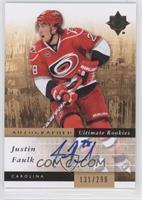 Justin Faulk /299