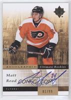 Matt Read /99