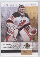 Martin Brodeur /399