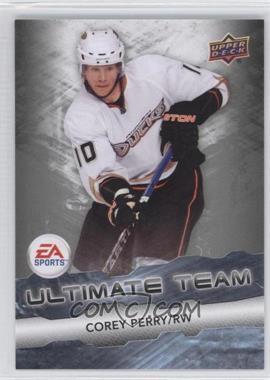 2011-12 Upper Deck - EA Ultimate Team #EA9 - Corey Perry