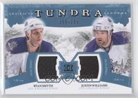 Ryan Smyth, Justin Williams /225