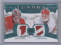 Jimmy Howard, Chris Osgood /50