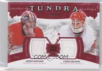 Jimmy Howard, Chris Osgood /10