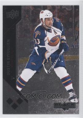 2011-12 Upper Deck Black Diamond - [Base] #163 - Dustin Byfuglien